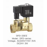 Buy cheap 22mm Air Solenoid Valve 24v Low Power Solenoid Valve Low Temperature from wholesalers