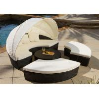 Buy cheap Outdoor Daybeds Sectional Sofa Bed Modular Sun Lying bed, Beach Daybed from wholesalers