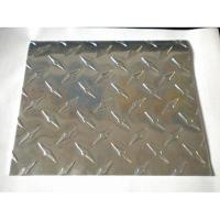 Buy cheap China supplier 3003 diamond aluminum tread  plate from wholesalers