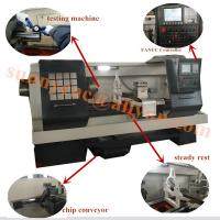 Buy cheap Oil Country CNC Pipe Threading Lathe Machine for Screw Cutting from wholesalers