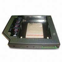 Buy cheap 2nd HDD Caddy, Used for Extending Laptops HDD Function from wholesalers