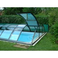 Buy cheap Custom Bent Glass , Tempered Bent Curved Glass For Pool Fencing from wholesalers