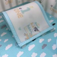 Buy cheap 3d breathable washable air mesh fabric crib bumper from wholesalers