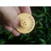 Buy cheap LF 125Khz RFID Animal Ear Tag Passive EM4305 Customized Size In Animal Breeding from wholesalers