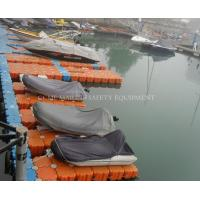 Buy cheap plastic pontoon V floats for jet ski dock from wholesalers