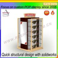 Buy cheap Customized Fashion Cabinet Sun-glass Display Stand from wholesalers