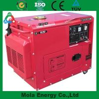 Buy cheap Green power Biogas plant with Silent biogas generator from wholesalers