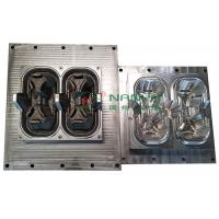 Buy cheap Die Casting 2 Packed Cup Carrier / Cup Holder Pulp Moulding Dies from wholesalers