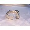 Buy cheap Cartierjewelry 18k white gold Panthere de Cartier bracelet 706 diamonds from wholesalers