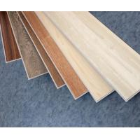 No Slip Flooring : Click interlocking pvc no glue non slip wood grain vinyl
