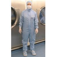Buy cheap Clean Room Anti Static Poplin Work Uniform from wholesalers