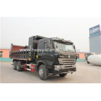 Buy cheap 20m³ Dumper Bucket Capacity Dump Truck Produced By SINOTRUK HOWO A7 Brand product