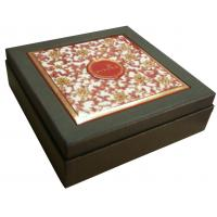 Buy cheap Paper Cardboard Keepsake Gift Boxes With Velet Lining For Gift from wholesalers