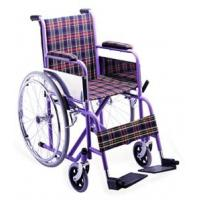 Buy cheap Steel Manual Wheelchair (Small Size Model) (QX802-35) product