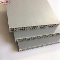 Buy cheap polypropylene material white and gray hollow plastic concrete wall/colum formwork from wholesalers