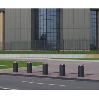 Buy cheap High Rising Speed Automatic Rising Bollards With 3M Diamond Grade Reflective Film product