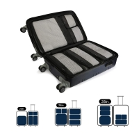 Buy cheap Business Travel Organizer Bag 7 Pcs Cubes for large suitcase from wholesalers