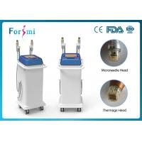 Buy cheap Thermage machine fractional rf microneedle therapy system face lift machine for sale from wholesalers