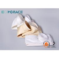Buy cheap Polyester needle felt Bag filter Bags For Cement / Gypsum / Steel / Tobacco Industries from wholesalers