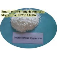 Buy cheap Test Cypionate Injectable Steroids Testosterone Cypionate 250mg/Ml Semi-Solutions for Gaining Muscle CAS 58-20-8 from wholesalers