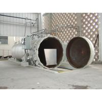 Buy cheap Textile Chemical Concrete Autoclave Block To Steam Sand Lime Brick , High from wholesalers