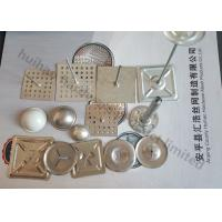 Buy cheap Custom Self Adhesive Insulation Pins With Metal Self Locking Washer And Dome Cap from wholesalers