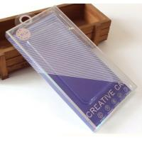 Buy cheap Heat Seal PVC Transparent Box Customized Size For IPhone Covers from wholesalers