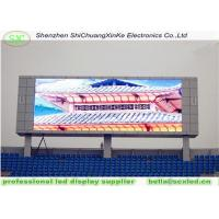 Buy cheap high definition 10mm smd full color outdoor large stadium perimeter led display  for Olympic games from wholesalers