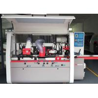 Buy cheap Four Shaft Four Side Moulder Feeding Speed 36 M / Min For Wood Moulding from wholesalers