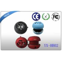 Buy cheap Portable mini hanmberger speakers , USB Mini Speakers for laptop iphone ipod ipad product