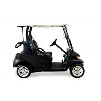 Buy cheap Soft Leather Seat Electric Street Legal Golf Cart After The Double Drive And Cover from wholesalers