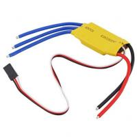 Buy cheap 1.5A/5V BEC 30A ESC Brushless Motor Speed Controller For RC Toys Yellow product