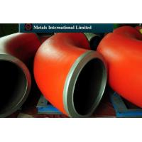 Buy cheap Pipe Fittings-ASME/ANSI B16.9,ASME B16.47,ASME B16.48,MSS SP-75 from wholesalers
