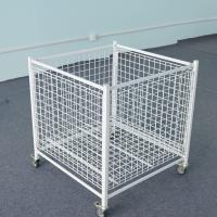 Buy cheap Metal pillow display rack / Storage Baskets WB-PEN-001-1 BSCI Certification from wholesalers