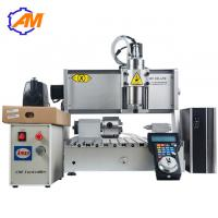 Buy cheap China supplier cnc engraving machine use a good upper hand cnc router machines aman 3040 from wholesalers