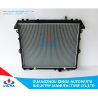Quality Motorcycle Parts Car Cooling Radiator Silver Racing Radiator Hilux Innova ' 04 Diesel AT for sale