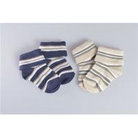 Buy cheap Anti Bacterial Knitted Colorful Cotton Baby Socks With Odor Resistant Material product