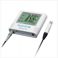 Buy cheap Max Min External Sensors Alarm Digital Thermometer Hygrometer For Laboratory from wholesalers