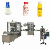 Buy cheap 10-40 bottles/min Bottle Capping Machine PLC Control System Available from wholesalers