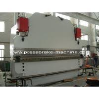 Plate Processing CNC Hydraulic Press Brake  600 T Pressure CE Certified