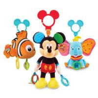Buy cheap Disney Baby Activity Toy Nemo and Mickey and Dumbo Plush Toys from wholesalers