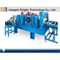 Buy cheap High Efficiency Multi PunchingCable Tray Manufacturing Machine 45 Degree Cutting from wholesalers