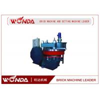 Buy cheap Eight Hole Disk Free Brick Machine In Autoclave Aerated Concrete Block from wholesalers