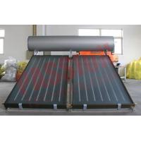 Buy cheap Portable Homed Pressurised Solar Water Heating Systems Stainless Steel Inner Tank from wholesalers