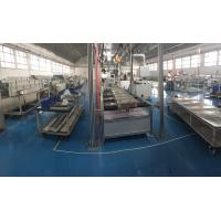 Buy cheap Reversal Busbar Fabrication Machine High Efficiency Length Suit For 1.5-6 Meter from wholesalers