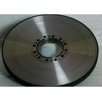 Buy cheap 1A1 Ceramic Vitrified Bond Grinding Wheel Camshaft Engine Sintering Craft from wholesalers