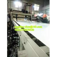 Buy cheap Plastic PVC stone powder marble sheet making machine from wholesalers