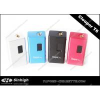 Buy cheap 100 Wattage Cloupor T6 Mechanical Mod E Cig Inside With 26650 Battery from wholesalers