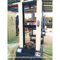 Buy cheap Geotextiles Tensile Testing machine from wholesalers