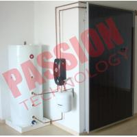 Buy cheap Natural Circulation Split Solar Water Heater 300 Liter Aluminum / Copper Absorber Body from wholesalers